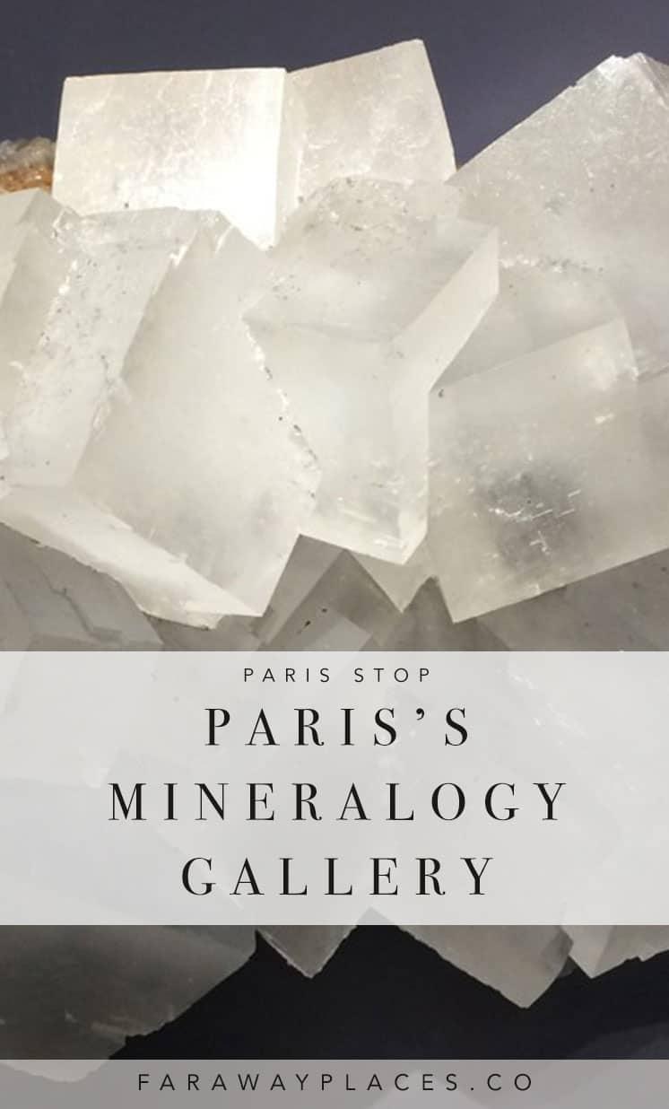 paris mineralogy gallery