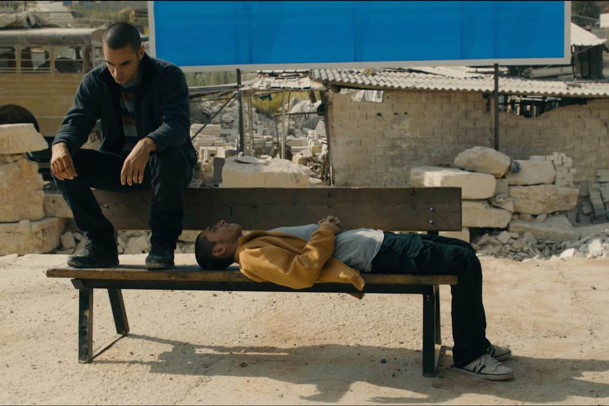 omar a movie from palestine