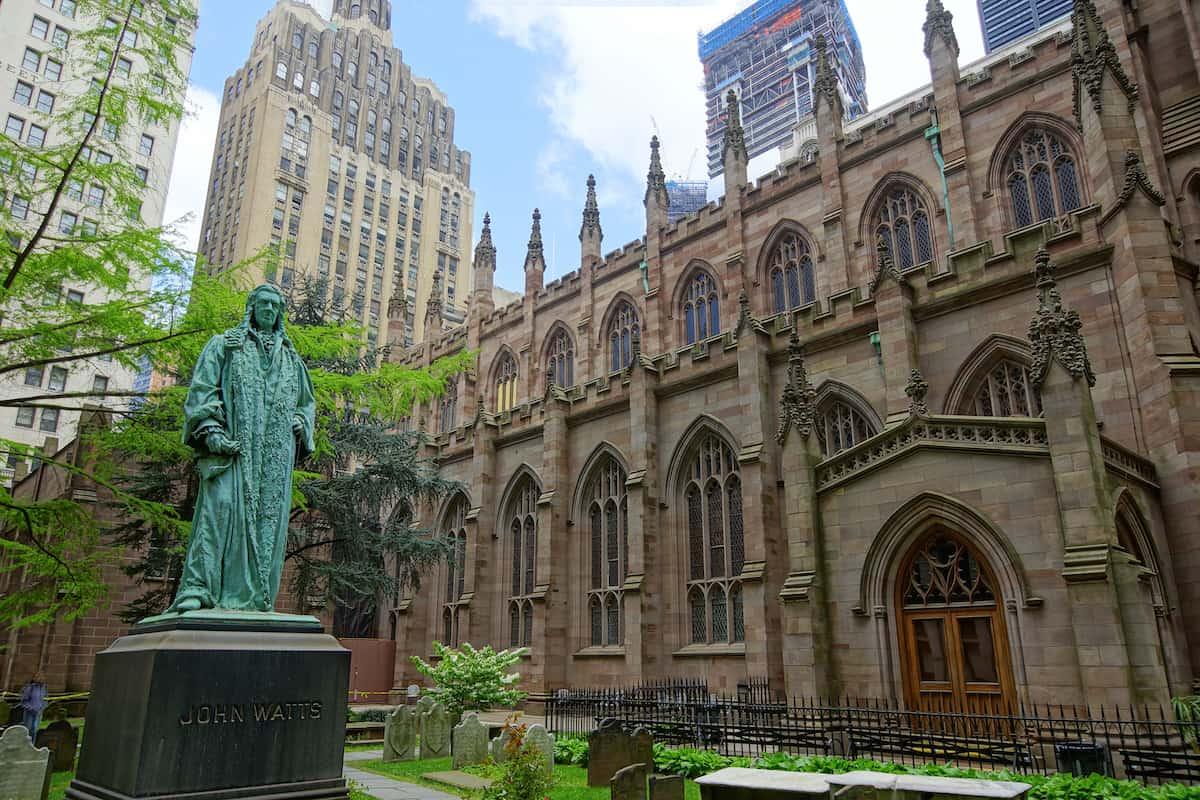 alexander hamilton tour of new york city