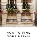 how to find a paris apartment