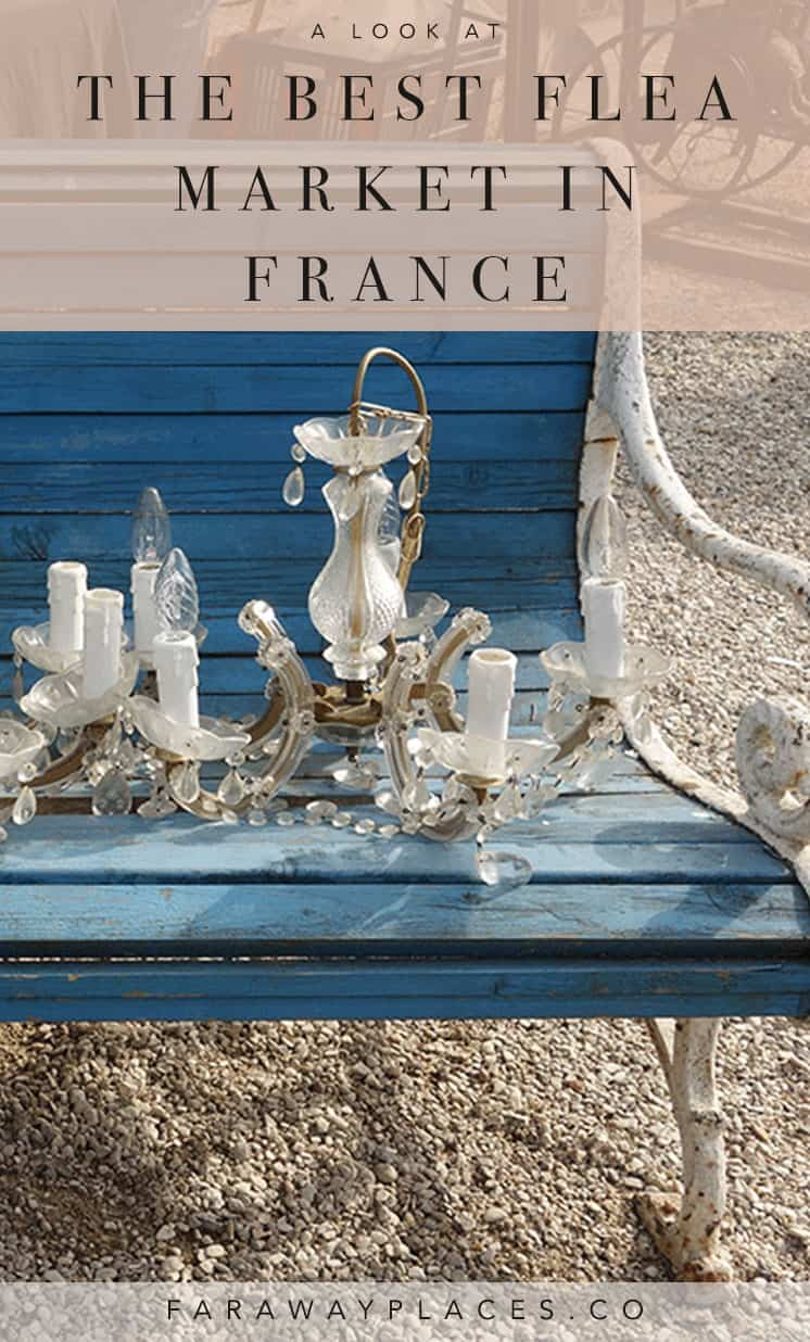 best flea market in france