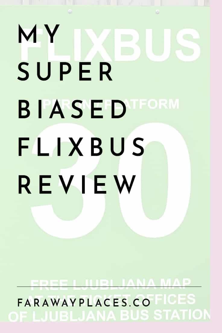 flixbus review