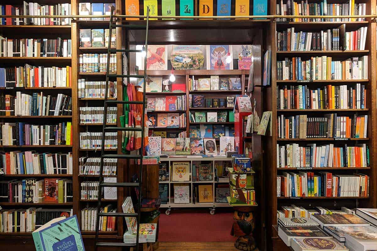 best bookstores in paris