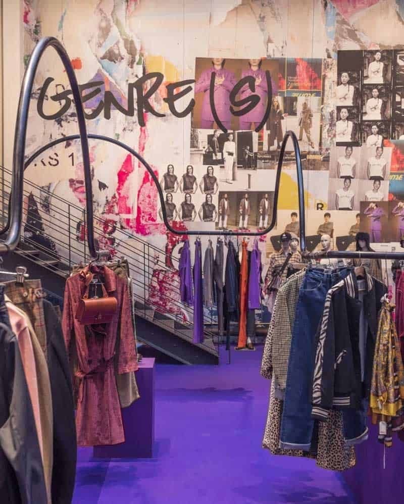 best women's shops in paris - merci