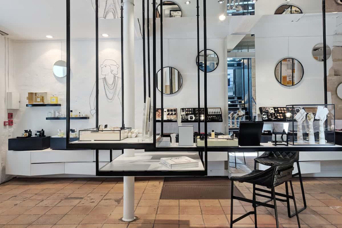 Best Beauty Shops Paris