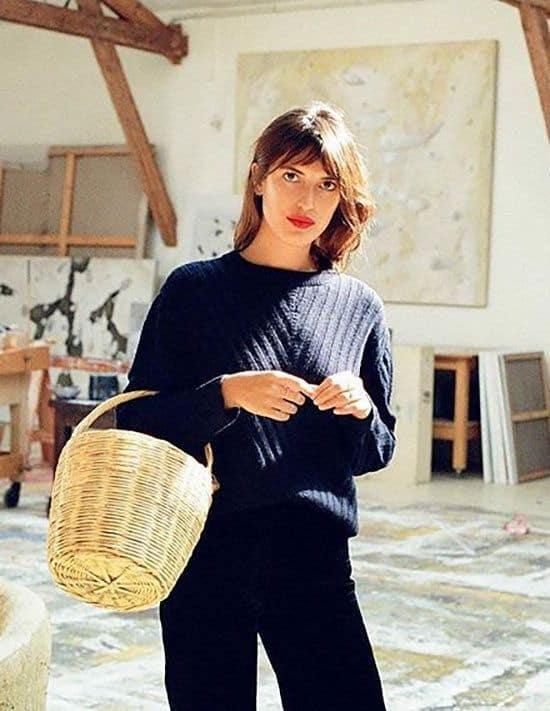 jeanne damas market bag