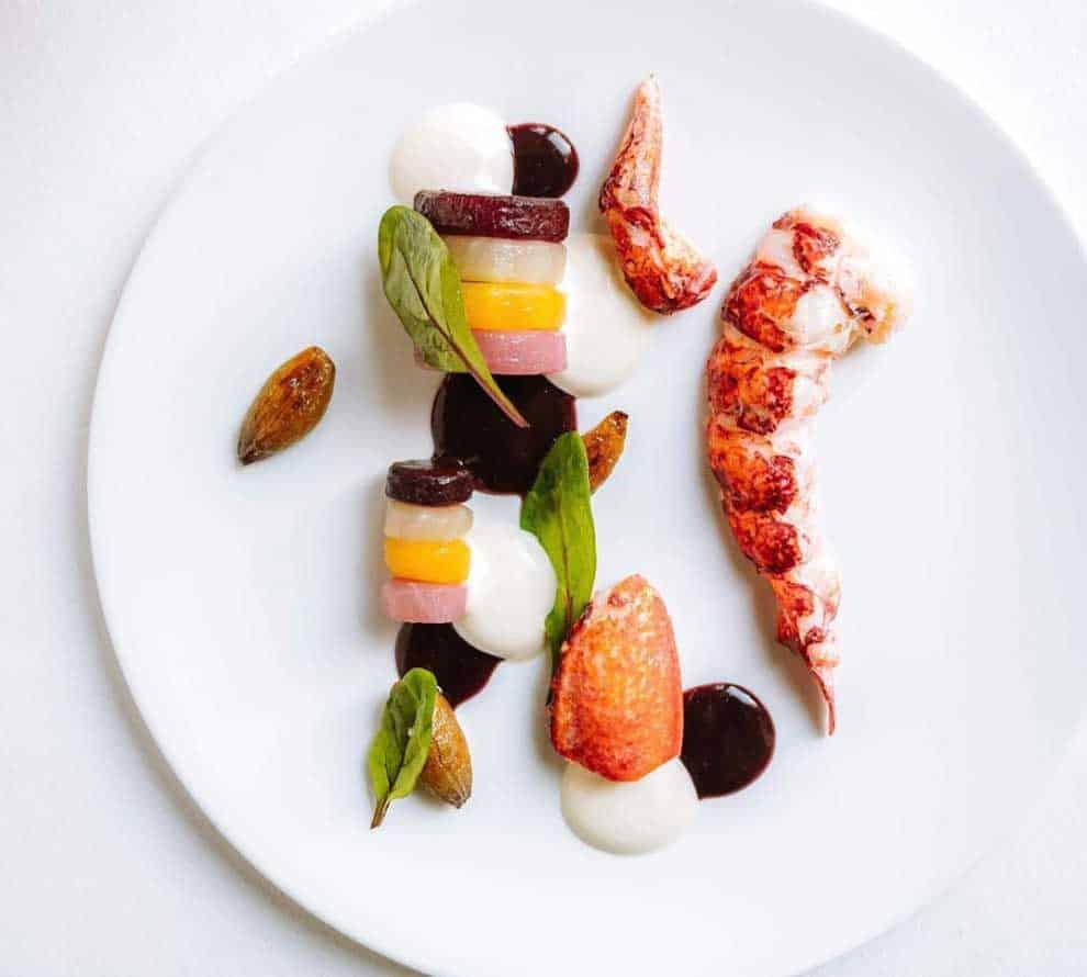 michelin restaurants under 50 euros paris comice