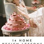 home design marie antoinette