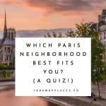 best neighorhoods in paris