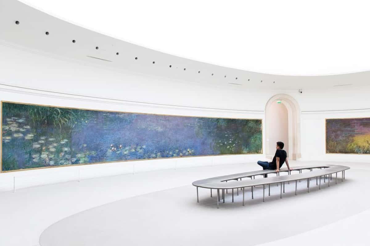 best art museums in paris orangerie