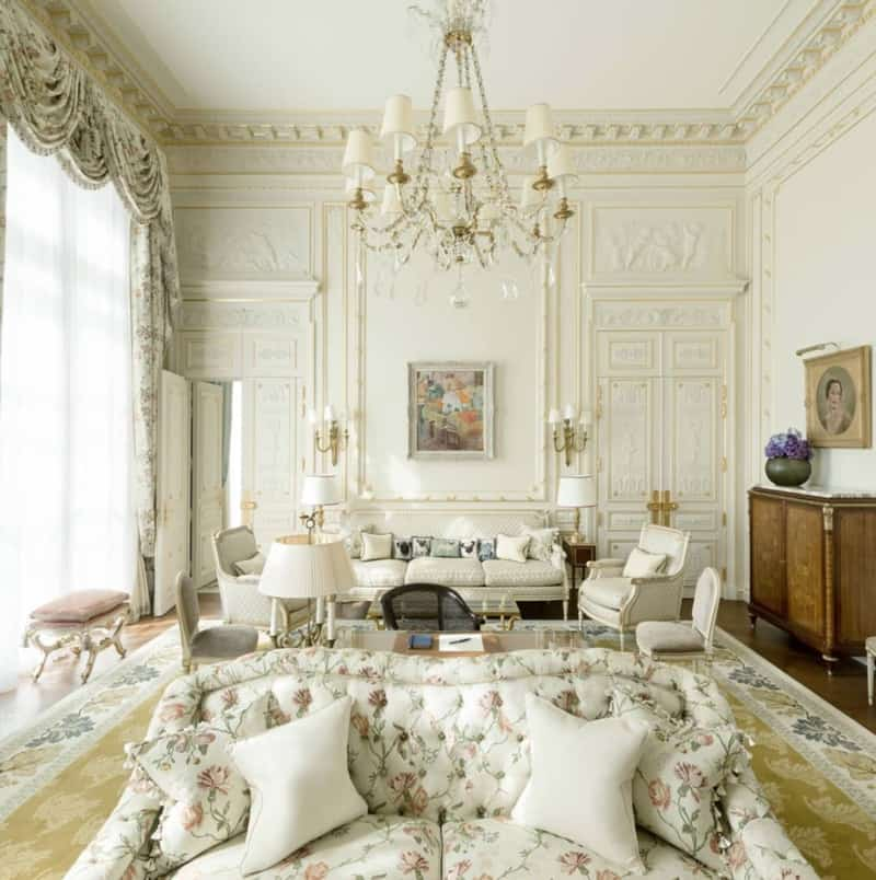 best luxury hotels in paris