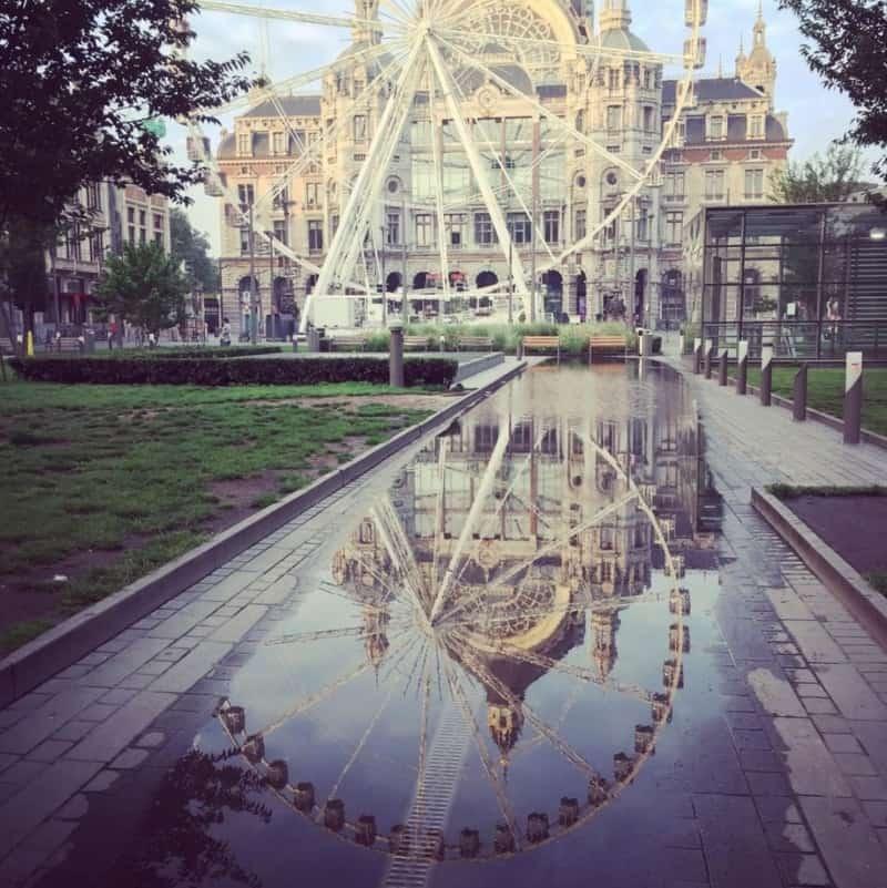 international day trips from paris - antwerp
