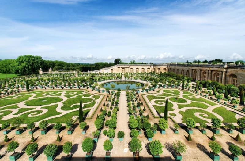 versailles best day trips from paris by train