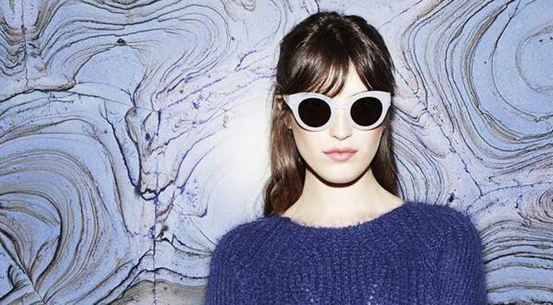 jeanne damas sunglasses retro