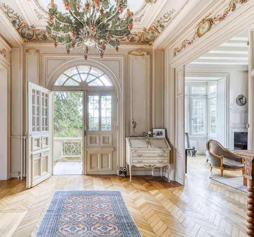 partis apartment interiors castle