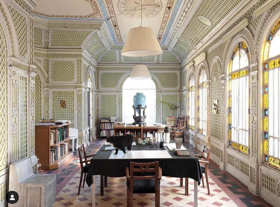 paris apartment interiors meaux